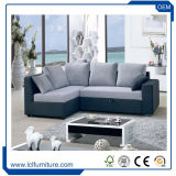 Sofa direct de Chesterfield de modèle moderne d'usine Cum le bâti/bâti de sofa se pliant multifonctionnel