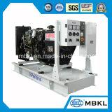 Type ouvert portable 10kw/12,5 kVA Groupe électrogène diesel injecteur de carburant avec 403A-15G1 Moteur Perkins