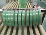 Grabadora de cinta de enmascarar de acordeón POF Film Envolver túnel máquina