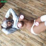 Jarliet 165cm nuevo Pecho de silicona de adulto medio lleno de sexo soft Real Doll para hombres