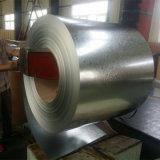 Bobina d'acciaio galvanizzata tuffata calda utilizzata nel portello di Rooling