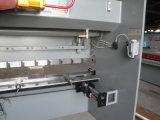máquina de doblado freno hidráulico de presión 63t/2500 CNC opcional