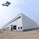 Marco estructural del metal de acero ligero prefabricado comercial del edificio
