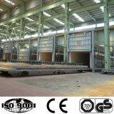 Tipo alto trattamento termico del carrello di invecchiamento del gas della fornace