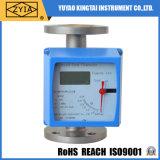 Compteur de débit de /Acid de mètre d'écoulement d'eau de sortie de la température élevée 4-20mA de coût bas de prix usine