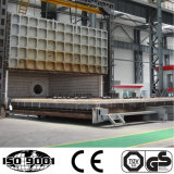 Oven van de Thermische behandeling van het Gas van het Type van karretje de Veranderlijke
