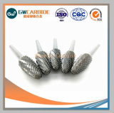Cutting Metal를 위한 단단한 Carbide Rotary Burrs