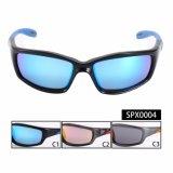 Stock de haute qualité unisexe prêt Sports Lunettes de soleil en miroir (SPX0004)