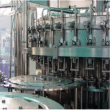 フルオートの炭酸飲み物のびんの満ちる生産ライン