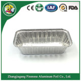 요리를 위한 처분할 수 있는 내열 고품질 알루미늄 호일 콘테이너