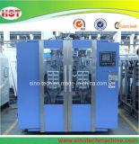 12L ФЛАКОНА HDPE пластиковые холму станции с двойной удар машины литьевого формования