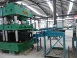 De Apparatuur Decoiler van de Productie van de Cilinder van LPG, het Rechtmaken en Blanking Lijn