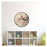 装飾のための壁の芸術オイルのキャンバスの絵画動物映像