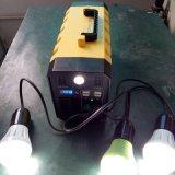 Bank van de Macht van de Batterij van het lithium de Ionen12V 100ah met ZonneOmschakelaar AC220V