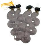выдвижения волос выдвижения Weave человеческих волос 18inch естественные смотря