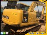 Excavador usado de KOMATSU PC130-7, excavador PC130-7 de KOMATSU