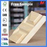 Últimos diseños de madera doble MDF/HDF Cereza moldeado Venner Puerta (JHK-010)