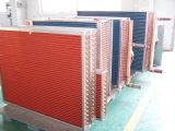 Kupfernes Gefäß-Kühlgerät-Kondensator