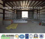Welded H Section Steel Frame Material Storage Warehouse