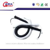 Общецелевой крест кабеля телефона соединяет провод шлямбура
