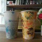 Fabricante China comida bebidas utilizar papel de alta calidad Cup muestras gratis