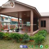 フォーシャンの建築材料、木製のプラスチック合成物WPCの屋外の壁のクラッディング