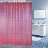 Easy Care mosaïque 3D'EVA de rideau de douche pour baignoire douche