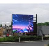 P8 옥외 발광 다이오드 표시 스크린을 광고하는 디지털