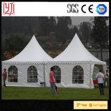 Imbroglione rivestito Tetto Rigido della tenda del Gazebo del PVC per la cerimonia nuziale esterna del partito