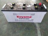 Il fornitore più competitivo di N120 12V120ah asciuga la batteria automatica caricata