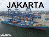De Dienst van de Cargadoor van de kwaliteit van Guangzhou aan Djakarta