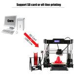 Machine d'imprimante de la taille A8 3D d'impression de prix concurrentiel de qualité grande