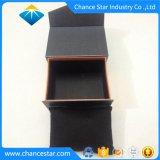 Custom style livre papier carton watch case magnétique