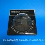 중국은 명확한 플레스틱 포장 상자를 주문을 받아서 만들었다