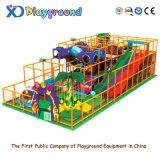 Excellent matériel mou fantastique de cour de jeu de terrain de jeux pour des enfants