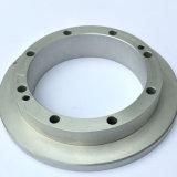 Cnc-Aluminiummaschinell bearbeitenzoll zerteilt CNC-Aluminium
