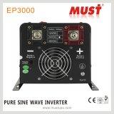 70A 3000W Aufladeeinheits-reiner Sinus-Wellen-Inverter Gleichstrom-Wechselstrom