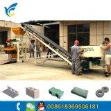 Macchina del blocchetto del foro Qt40c-1/blocchetto concreti manuali della pietra che fa macchina