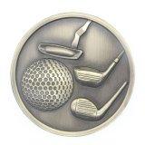 Medaglia corrente di sport del metallo personalizzata fabbrica