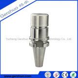 fresadora CNC de alta velocidade no cone da RGE Bt a pinça de aperto