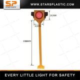 Semaforo portatile del LED, segnali di disciplina del traffico, semaforo di traffico