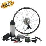 Ágil Velocidad ajustable de 36V 350W Kit bicicleta eléctrica con batería de litio Panasonic