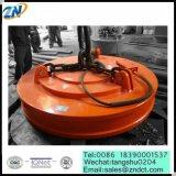 Electroímanes melhor preço para o manuseio de elevação de sucata de aço de MW5-200L/1