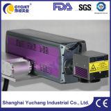 Самая последняя машина кодирвоания машины маркировки лазера СО2 Cycjet/лазерного принтера мухы/лазера