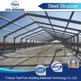 크 경간 농장을%s 흘려지는 조립식 설계 기준 강철 구조물