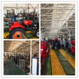 130HP農業の大きくか農場または芝生または庭またはAgriまたはディーゼル農場または耕作するか、またはエンジンまたは庭のトラクター