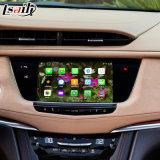 キャデラックXt5ビデオインターフェイスボックスのためのアンドロイド4.4 GPSの運行ボックス