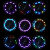 14 Muster LED-RGB 30, die Fahrrad-Fahrrad-Rad-Speiche-Licht komprimieren