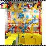Parque Infantil interior Conjunto caixa de iluminação LED Reprodução suave estrutura de reprodução