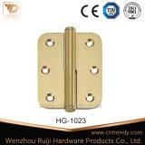 Классицистический европейский шарнир двери 4bb типа с коронованнаяом особа (HG-1033)
